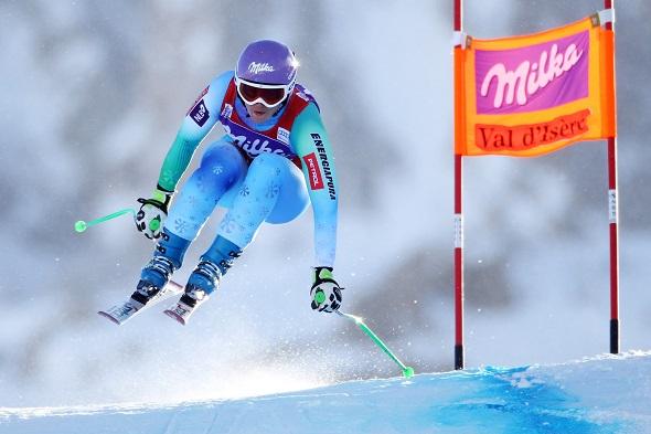 V Val d'Iseru zmaga veteranke Görglove, Mazejeva tretja