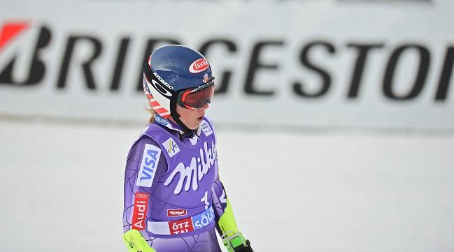 Tudi drugi slalom sezone Shiffrinovi